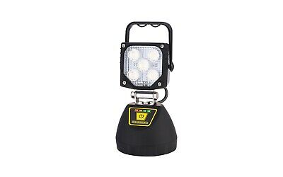 RCV9605 Portable Rechargeable Magnetic Mount LED Work Lamp / Light