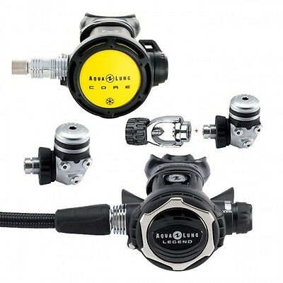 Aqualung Legend LX ACD DIN + Octopus Core 05CH