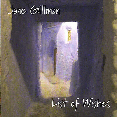 Jane Gillman - List of Wishes [New CD]