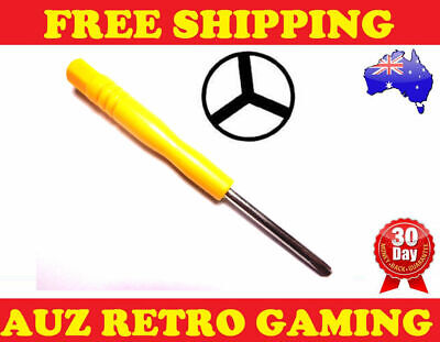 Tri-Wing Triwing Tool ScrewDriver For Nintendo Wii & U DS Lite NDSL GBA DSi GBC