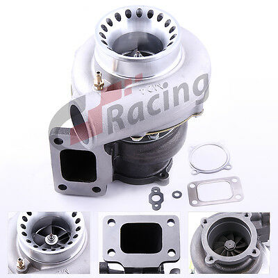 Turbo Charger for GT35 GT3582 AR.70 Anti-surge Compressor Water Oil Turbo