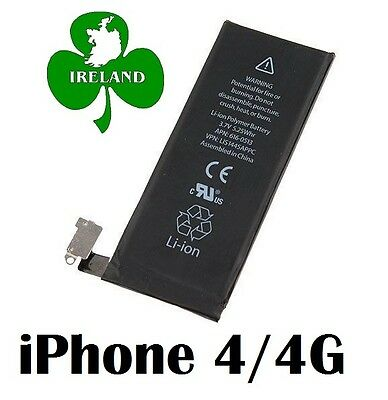 For Apple iPhone 4 4G New Internal Replacement Battery 1420mAh 3.7V