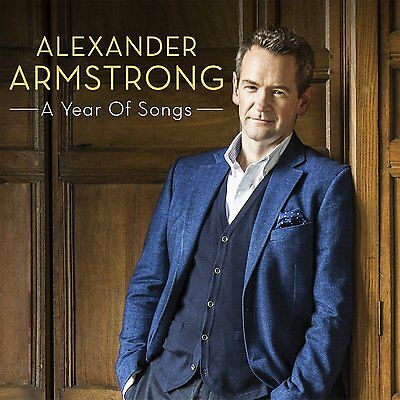 Alexander Armstrong A Year Of Songs Cd 2015