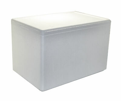 Styroporkisten / Styroporbox / Thermobox - Grösse: 595 x 395 x 400 mm