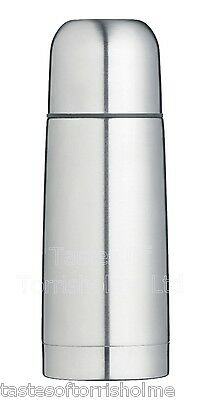 Masterclass 300ml Double Walled Stainless Steel Vacuum Drinks Flask