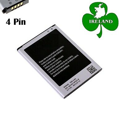 FOR SAMSUNG GALAXY S4 MINI GT-i9190 GT-i9195 NEW BATTERY REPLACEMENT 4 PIN