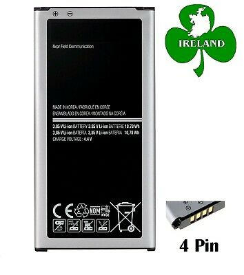 Genuine Capacity  Replacement Battery For Samsung Galaxy S5 Sm-G900F New