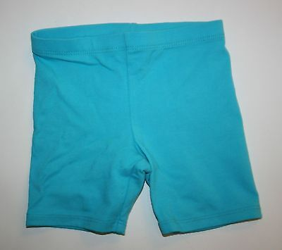 New Children's Place Teal  Bike Shorts Size 18-24 Months  NWT