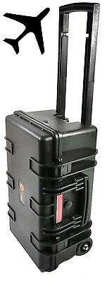 Elephant E300 Carry On Hard Case with Wheels Without/Foam , Universal Case
