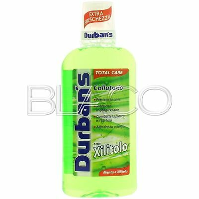 Durbans Colluttorio Total Care No Alcol - 500 Ml - Cura Denti E Gengive