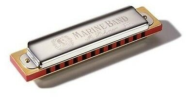 Hohner Marine Band 364 Harmonica G Harpnew Sale 12 Hole New In Case Sale