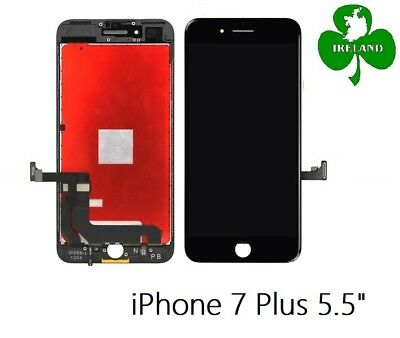 For Apple iPhone 7 Plus LCD Touch Screen Display Digitizer Assembly Unit Black