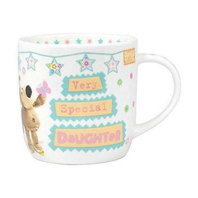 Boofle Very Special Daughter Mug New Cup Boxed Gift