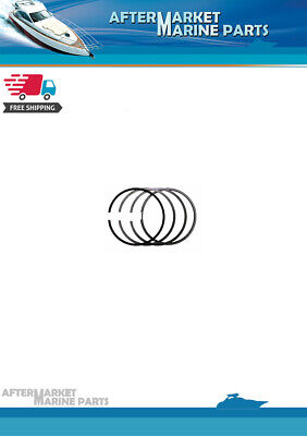 Volvo Penta MD1B MD2B MD3B MD11C/D MD17C/D piston ring kit replaces 875498 Mahle