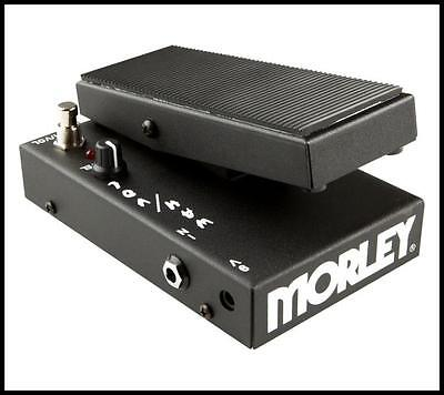 Morley MWV Mini Wah Volume Guitar Effects Pedal for  Guitar Bass or Keyboard