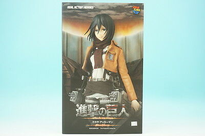 [FROM JAPAN]First Limited Bonus Real Action Heroes 648 Attack on Titan Mikas...