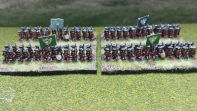 6MM NAPOLEONIC FRENCH Infantry, Baccus Booster Pack - £60 00