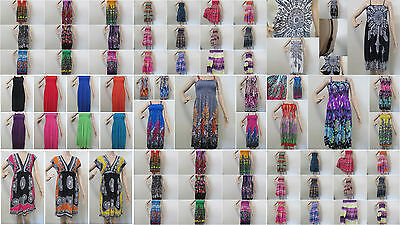Beautiful Wholesale Lot of 100 Brand New Tube Dresses,Cover Up
