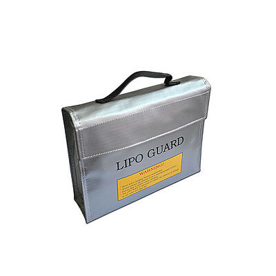 UK Stock new Lipo Battery Explosion-proof Bag  RC Drone Lipo Battery 240*65*180