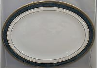 "Royal Doulton Biltmore 16"" Oval Serving Platter"