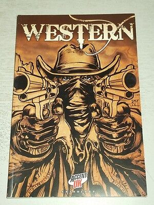 Western - an Accent UK Anthology (Paperback) < 9780955576423