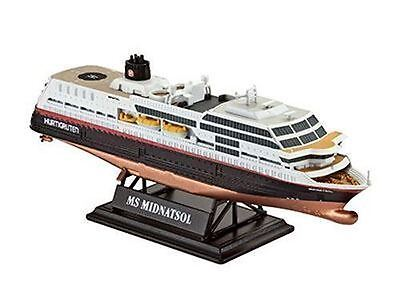 Revell Model Kit - MS Midnatsol Ship - 1:1200 Scale - 05817 - New