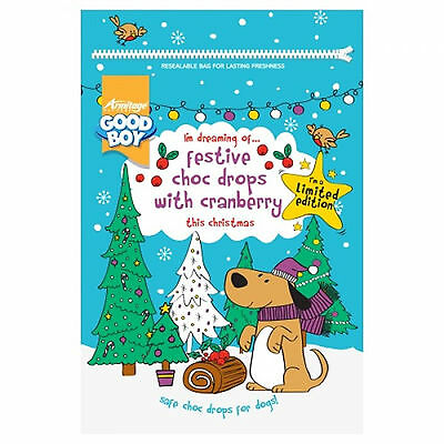 Armitage Christmas Festive Berry Choc 200g AM10500
