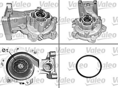Water Pump VALEO Fits FORD Mondeo Transit JAGUAR X-Type 2.0-2.2L 2000-2009