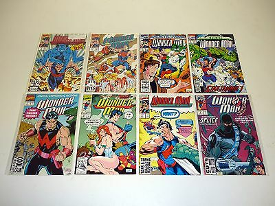 WONDER MAN #1 2 3 4 5 6 7 8 9 10-16 Marvel Comic Book Lot of 16 Issues VF-NM