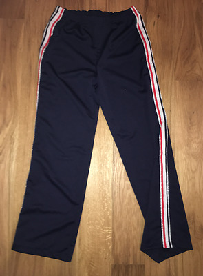 Cheerleading Tracksuit Bottoms Kids Adults Navy Dance Wear Competition Uniform