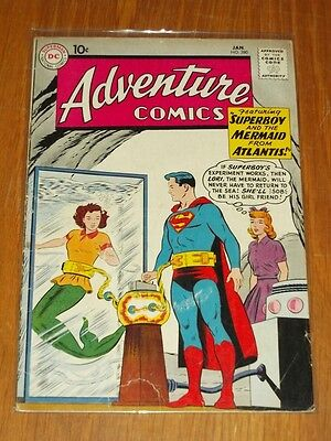 Adventure Comics #280 Vg (4.0) Dc Comics Superboy January 1961
