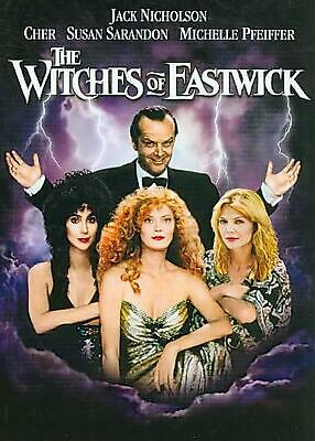 Witches of Eastwick - DVD Region 1 Free Shipping!