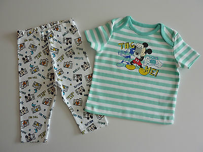 DISNEY Really Cute MICKEY MOUSE PJ's NEW