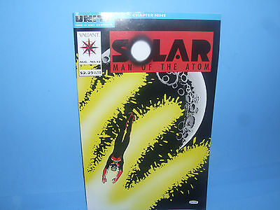 Solar Man of the Atom - Issue No. 12 - Chapter Nine - August 1992
