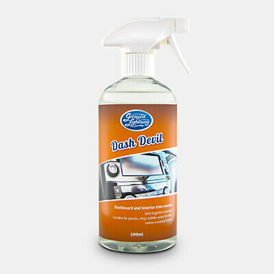 Greased Lightning DASH DEVIL Dashboard Interior Car Multi-Surface Cleaner