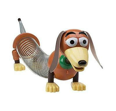 NEW Disney Pixar Toy Story Slinky Dog in Retro Packaging Collector's Edition