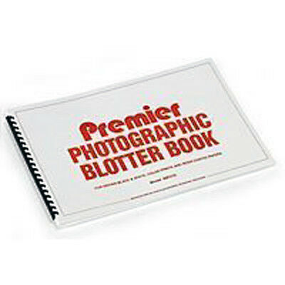 "Top Brand 9"""" x 12"""" Photographic Blotter Book"