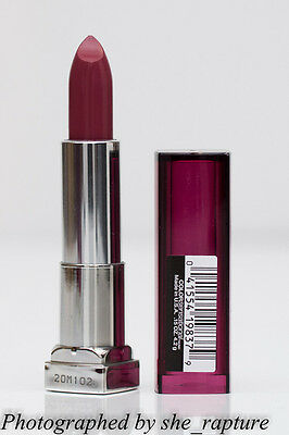 MAYBELLINE Color Sensational Lipstick Lipcolor BIT OF BERRY PINK shade #175