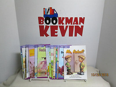 Trophies 5th grade level 5 advanced above leveled readers 30 books mcgraw mixed level student readers grade 5 lot of 17 vg 4s8 b fandeluxe Choice Image