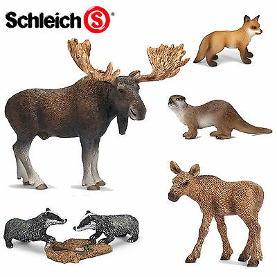 SCHLEICH World of Nature EUROPE - Choose for 28 different figures all with Tags