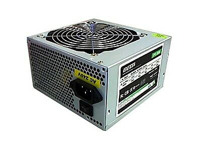 New 20/24 Pin 550W ATX Power Supply with 120mm Fan