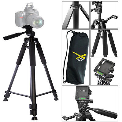 "Camera Tripod for CANON EOS 70D 80D T6i T6s T6 T3i T3 T4i T5i T5 57"" DSLR Camera"