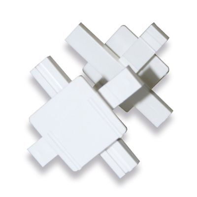 25 piece Grap Spacers for 8 cm Glass Blocks and 6 mm Joint