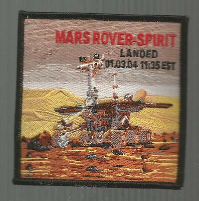 Mars Rover Spirit Space  Patch 4   ""
