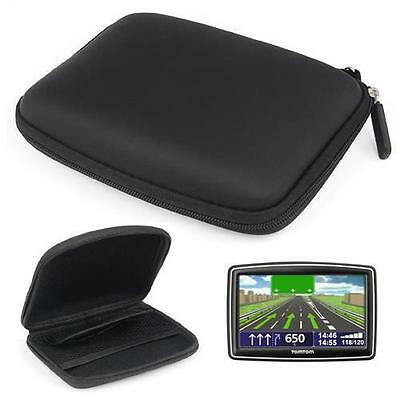 "Hard Carry Case Wallet 5"" In Car Sat Nav Cover Holder For GPS TomTom XXL Classic"
