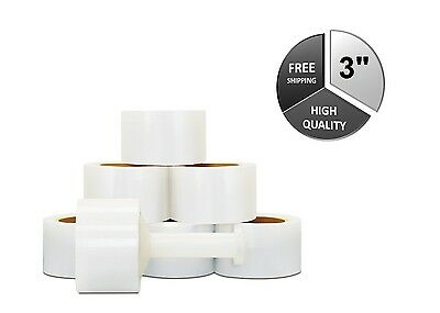 "(36) 3"" 115 Gauge 1000' Bundling Narrow Banding Stretch Wrap Film 36 Rolls -Ostk"