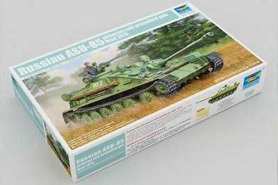 Trumpeter Model Kit - ASU-85 Mod 1970 - 1:35 Scale - 01589 - New