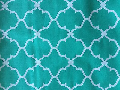 nursing cover privacy apron breastfeeding  roses breathable Cotton teal lattice