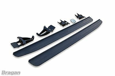 2013+ Land Rover Range Rover Sport Running Boards Side Steps Skirts OE Style