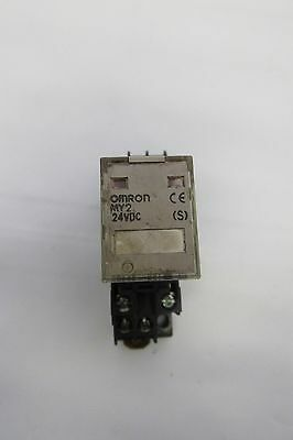 OMRON MY2 ZN  24VDC RELAY